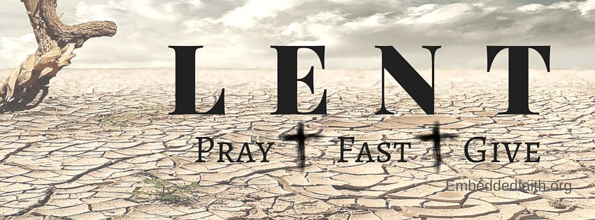 lent wallpaper