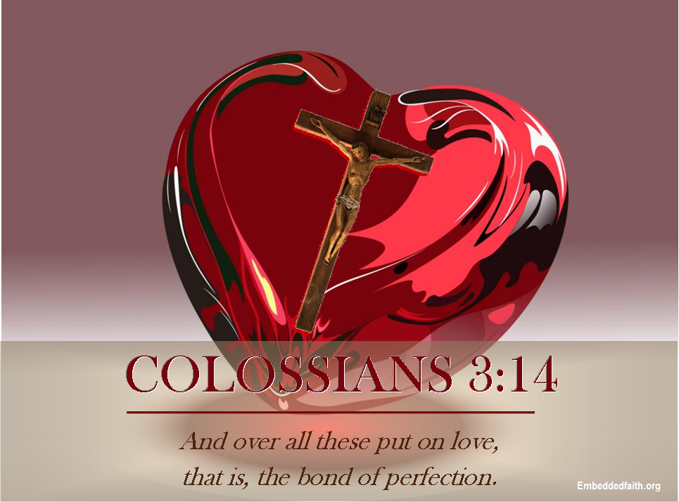 Valentiens from God - Colossians 4:14 -Embeddedfaith.org