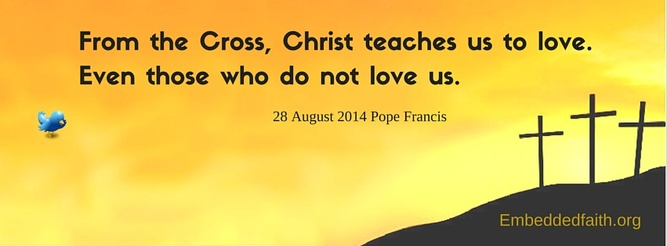 Pope Francis Facebook Cover 2