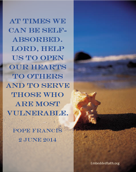 Pope Francis twitter quotes -embeddedfaith.org