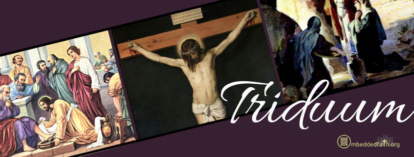 Triduum facebook cover