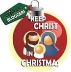 Keep Christ in Christmas Blog Link-up - embeddedfaith.org